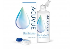 Liquido Acuvue RevitaLens 300 ml